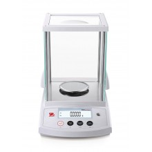 Ohaus PR224 PR Series Analytical Balance with InCal and draftshield, 220 g x 0.0001 g