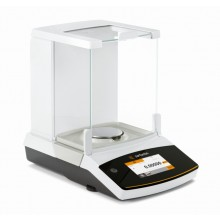 Sartorius QUINTIX35-1S Quintix Series Semi-Micro Balance, 30 g x 0.01 mg