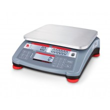 Ohaus RC31P6 Ranger 3000 Counting Scale, 15 lb x 0.005 lb, NTEP Certified