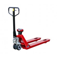RAVAS RAVAS-110 Hand Pallet Jack with Weighing Scale, 5,000 lb x 2 lb