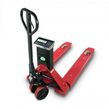 Rice Lake Weighing RL-HPJ Hand Pallet Jack Scale, 5000 lb x 1 lb