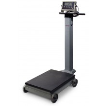 Rice Lake Weighing RL1200EM Series Electromechanical Portable Beam Scale with 482 Plus indicator, 1000 lb, NTEP approved