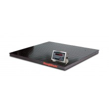 Rice Lake Weighing RoughDeck Rough-n-Ready Floor Scale System with 480 Plus Legend, 5000 lb, 115 VAC, NTEP approved