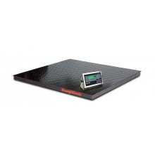 Rice Lake Weighing RoughDeck Rough-n-Ready Floor Scale System with 482 Legend with internal battery, 5000 lb, 115 VAC, NTEP approved