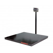 Rice Lake Weighing RoughDeck Rough-n-Ready Floor Scale System with 420 Plus, 5000 lb, 115 VAC, NTEP approved