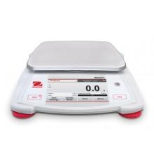 Ohaus STX6201 Scout STX Portable Balance, 6200 g x 0.1 g