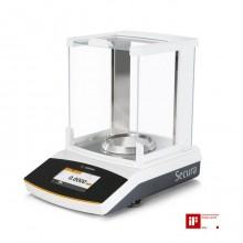 Sartorius SECURA124-1S Secura Series Analytical Balance, 120 g x 0.0001 g