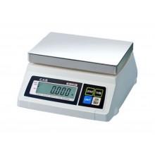 CAS SW-1Z Series SW-50Z Portion Control Scale, 50 lb x 0.02 lb