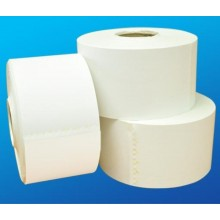 """2 1/4"""" x 80 ft, 55 g, thermal paper roll, 50 rolls per case, for CPS Series (CAS-PN TS28050)"""