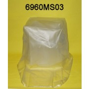Overnight dust cover, for Cubis (DU/DA/DI draft shield only) (PN 6960MS03)