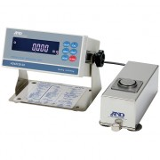 A&D AD-4212B-102 Production Weighing System, 110 g x 0.01 mg, with RS-232C and 304SS weighing sensor