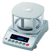 "A&D FX-200iWP Water Proof / Dust Proof Precision Balance, 220 g x 0.001 g, with breeze break (3.4"" high)"