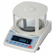 "A&D FZ-200i Precision Balance, 220 g x 0.001 g, with internal calibration and breeze break (3.4"" high)"