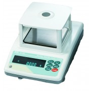 "A&D GF-200P Pharmacy Balance, 210 g x 0.001 g, with breeze break (3.6"" high), NTEP approved"