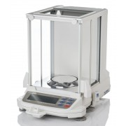 A&D Gemini Series GR-202 Semi-micro Analytical Balance, 42/210 g x 0.01/0.1 mg with RS-232C