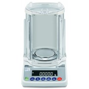 A&D Galaxy Series HR-100A Analytical Balance, 102 g x 0.1 mg, with RS-232C and external calibration