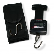 Rice Lake Weighing On-Site Model OS-10 Hanging Scale, 10 kg x 0.01 kg / 22 lb x 0.02 lb / 22 lb x 1/4 oz
