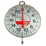 Ohaus 8015-00 Dial Type Spring Scale, 2000 g x 50 g, Demonstration Dial