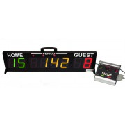 Edge Scoring Systems Model SS-2000, Multi-Sport Timer - DISCONTINUED - Limited stock available
