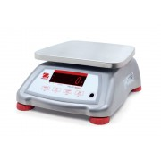 Ohaus V41XWE3T Valor 4000 XW Compact Bench Scale, 6 lb x 0.002 lb, NTEP